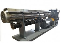 Single Screw Extruder for Ceramic Membrane
